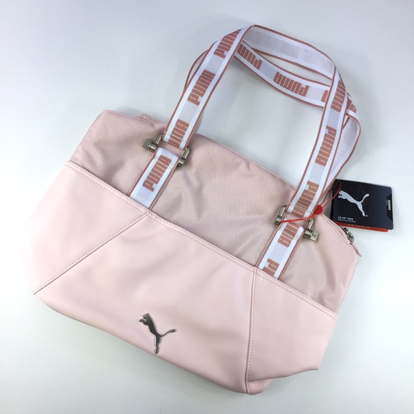 Puma Marnie Tote in Black or Pink 1a91a560f2e5c